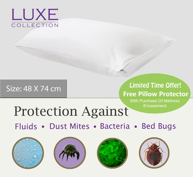 proof bug covers product king bed protector mattress
