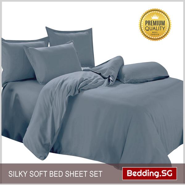 Bedsheet Set Fitted Bedsheets Single Size Bed Sheet