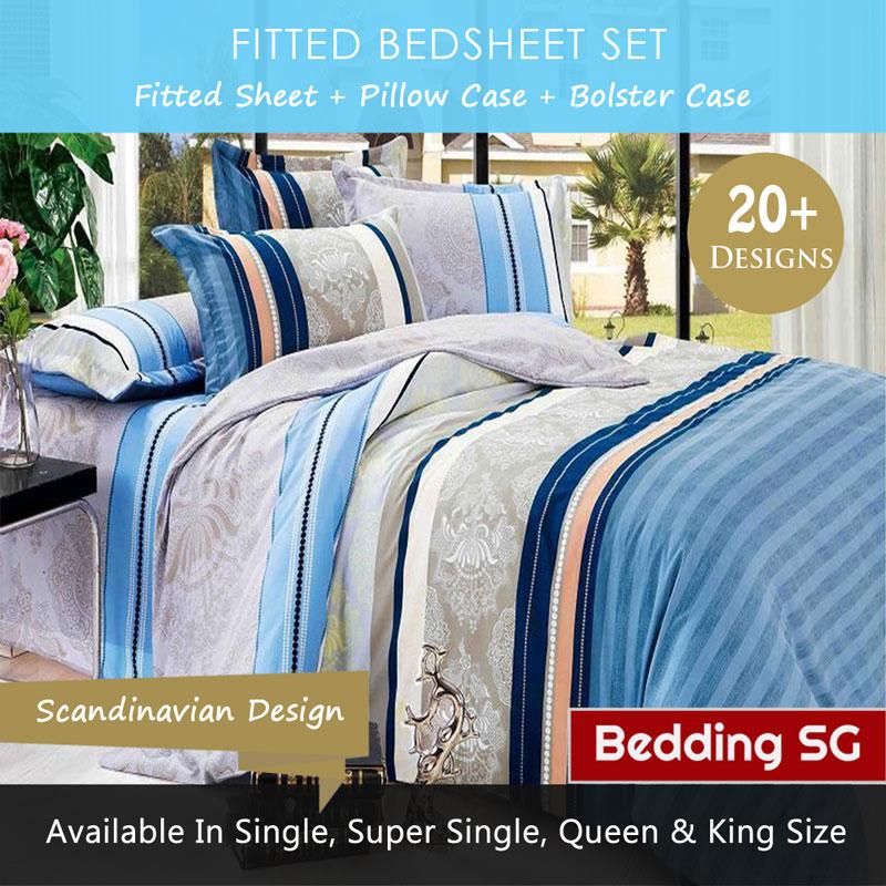Bedsheet Set Scandinavian Design